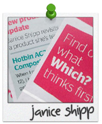 Janice Shipp from Which Magazine Reviews HOTBIN