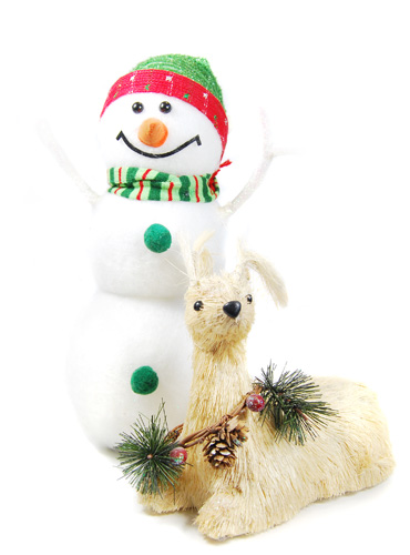 12 days of Christmas Snowman