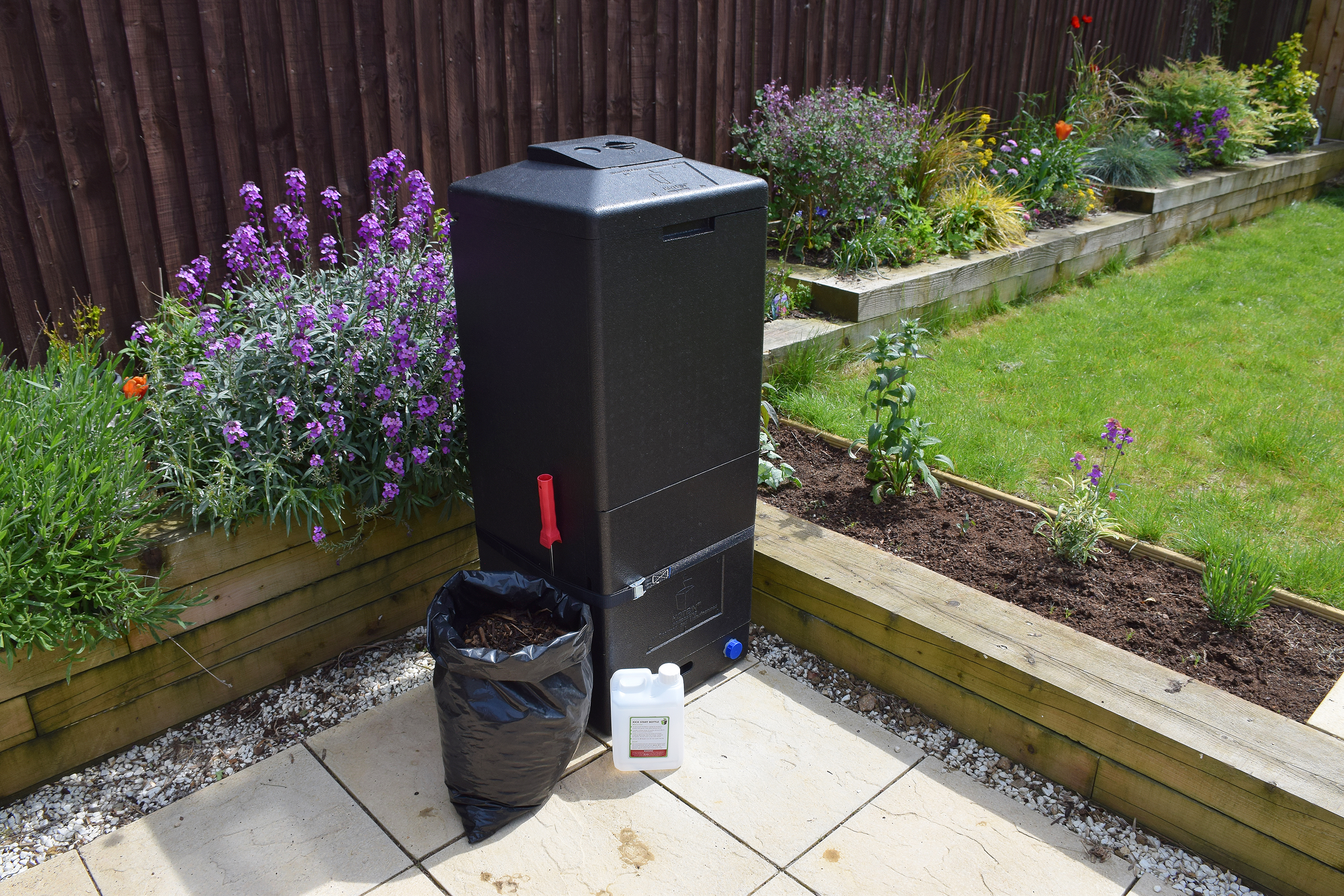 HOTBIN Mini Shortlisted for RHS Chelsea Product of the Year