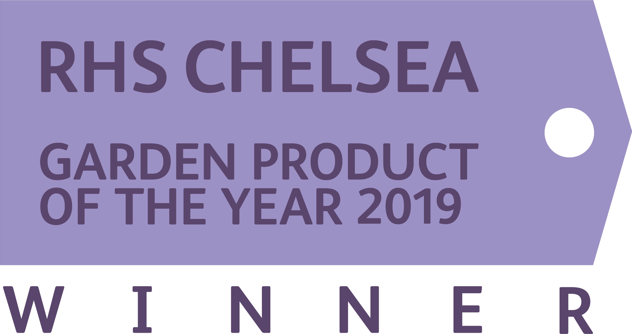 HOTBIN Mini RHS Chelsea Garden Product of the Year 2019