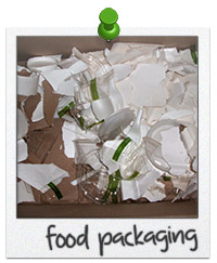 Composting Vegware Biodegradable Food Packaging