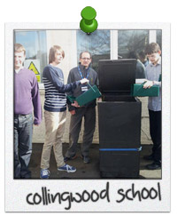 Collingwood School HOTBIN Case Study