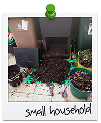 Composting in a Small Household
