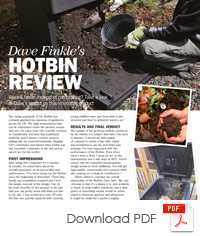 Read Dave Finkle's HOTBIN Review