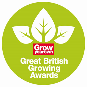 HOTBIN Nominated in 2015 Great British Growing Awards