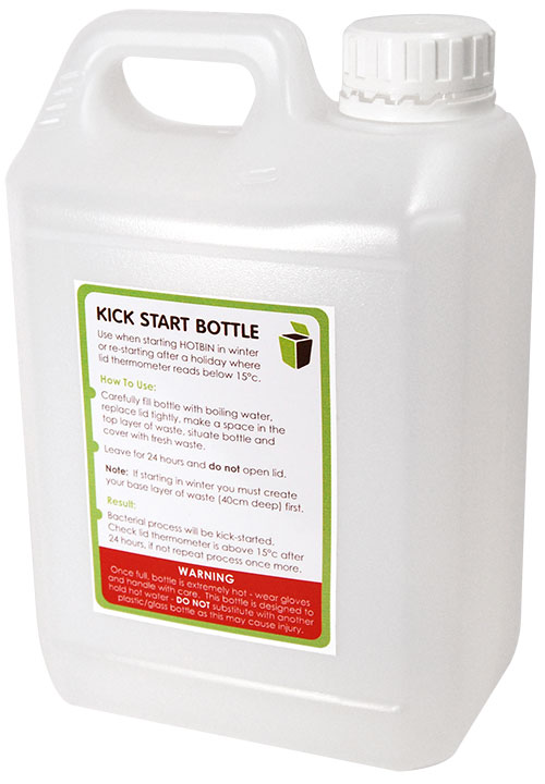 HOTBIN KIck Start Bottle