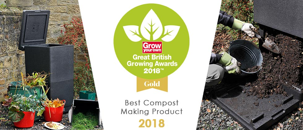 HotBin Compost Bins   Compost Garden & All Food Waste